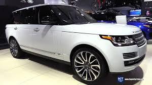 land rover canada 2017 range rover autobiography lwb exterior and interior