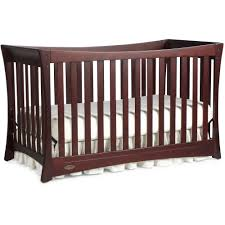 Graco Crib Convertible by Graco Tatum 4 In 1 Convertible Crib Choose Your Finish Walmart Com