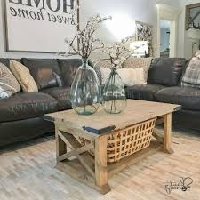 farmhouse coffee and end tables 20 the best farmhouse coffee tables