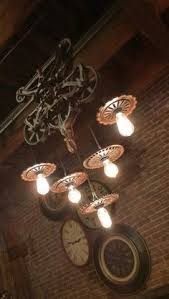 how to make a barn light fixture pulley light fixture google search light fixtures pinterest