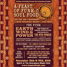 spirit of suwannee halloween a feast of funk u0026 soul food to be held at the spirit of the