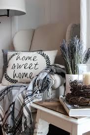 the sweet home sheets make a cottage farmhouse home sweet home pillow fox hollow cottage