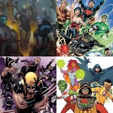best comic book series 17 comics amino