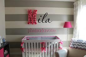 baby nursery decor mila phetsadavone modern baby nursery
