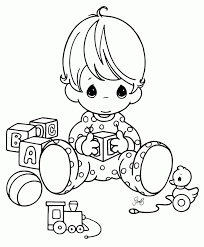 precious moments christmas party coloring pages cartoon best
