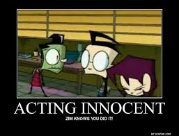 Invader Zim Memes - invader zim demotivational by aaliastar on deviantart
