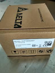 dvp16es200t delta es2 series standard plc di 8 do 8 transistor 100
