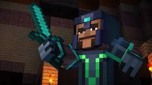 ps store black friday minecraft story mode episode 1 the order of the stone on ps4