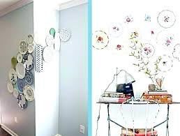 seize the whims random act of hanging plates the plates on wall how to hang plates from picture rail molding wall