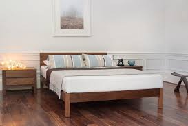 Contemporary Wooden Bedroom Furniture Scandinavian Style Bedrooms Inspiration Natural Bed Company