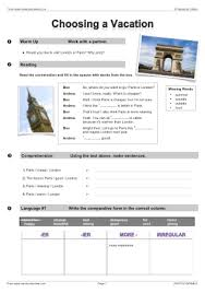 travel english efl esl worksheets activities and lesson plans