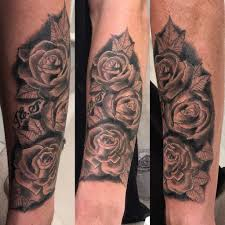 roses arm sleeve tattoo forearm sleeve roses my tattoos pinterest forearm sleeve