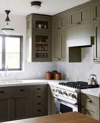 olive green kitchen cabinets olive green kitchen cabinets transitional kitchen pratt and