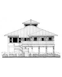 house plans elevated house plans on pilings stilt house plans