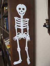 Halloween Skeleton Cut Out by I Need Ideas On Materials To Use U2014 Make The Cut Forum
