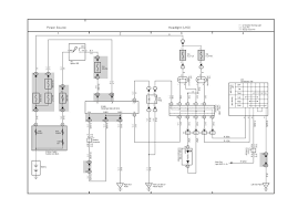 wiring diagram wiring diagram for toyota hilux d4d diagram for