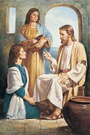 Image Of Christ by Luke 10