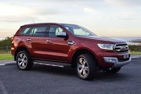 ford everest 2017 review carsguide