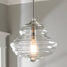 glass bell pendant light closed glass bell pendant glass pendants chrome and kitchen pendants