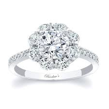 flower engagement rings barkev s flower engagement ring 7661l barkev s