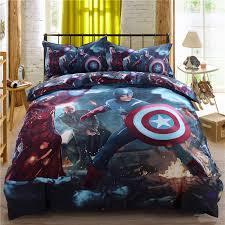 Superhero Double Duvet Set Avengers Bedding Queen Size Stunning Avengers Bedding Queen Size