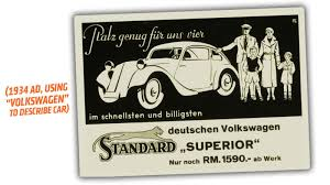 the real story behind the and volkswagen