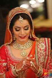 chandni singh bridal makeup info review