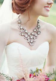 statement necklace wedding images Statement necklaces for weddings jpg
