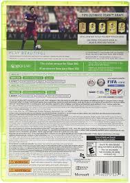amazon com fifa 16 standard edition xbox 360 electronic arts