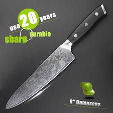 online get cheap damascus chef knives aliexpress com alibaba group