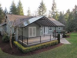 12 amazing aluminum patio covers ideas and designs