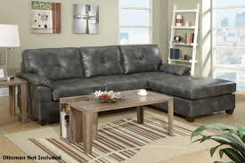 Grey Leather Sectional Sofa Sofa Gray Reclining Sectional Grey With Chaise Grey