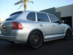 2004 porsche cayenne turbo project u0027silver arrow u0027 before and