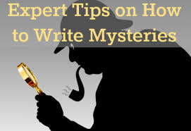 taking the mystery out of how to write a mystery