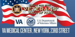 Va Flag Va Medical Center New York 23rd Street Ny State Senate
