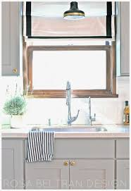 Low Kitchen Cabinets by Rosa Beltran Design Diy Painted Kitchen Cabinets