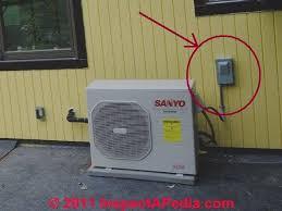 air conditioner or heat pump compressor condenser diagnosis