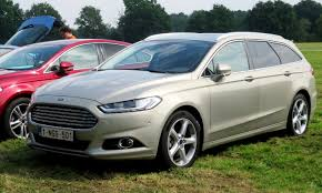 ford mondeo fourth generation wikipedia