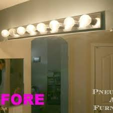 bathroom light bar fixtures changing bathroom vanity light fixture http wlol us pinterest