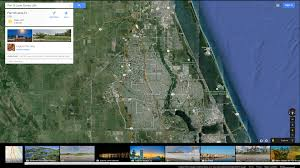 Florida Coast Map Port St Lucie Florida Map