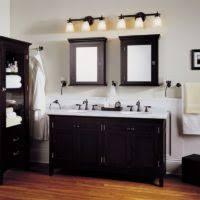 Bronze Bathroom Vanity Lights Bathroom Lighting Decoration Using Mounted Wall Three Lamps