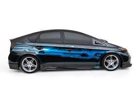 prius lexus body kit toyota prius tekked out motor trend