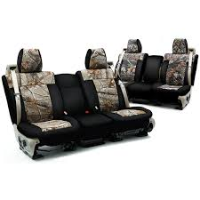 water resistant mossy oak realtree seat covers