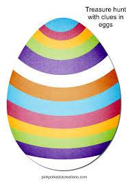 Easter Scavenger Hunt How To Host An Easter Egg Hunt Pink Polka Dot Creations