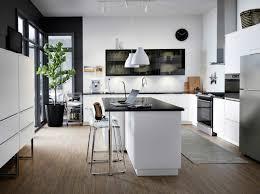 id ilot cuisine astounding ilot central ikea lot cuisine ikea en 54 id es diff rentes int rieur design contemporain am nagement noir et blanc luminaires suspension meuble