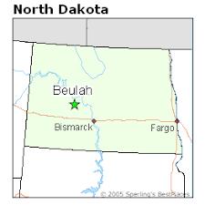 beulah dakota map best places to live in beulah dakota
