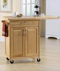 Kitchen Island Cart With Drop Leaf by Small Kitchen Island Design With Wheels Outofhome