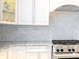 kitchen backsplash pictures white cabinets houzz dark countertop