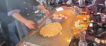 cuisiner au teppanyaki teppanyaki cooking table picture of matsuda japanese cuisine