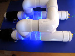 uv light water treatment ultra violet water treatment biophysica incorporated